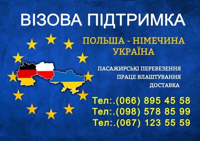 Робота в Польщі запрошення