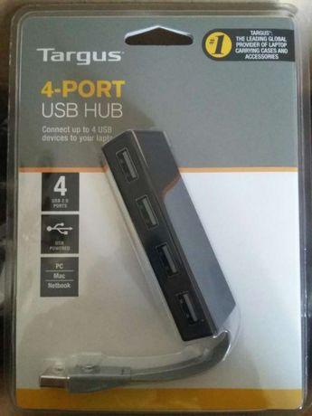HUB USB 2.0 - 4 Portas - Targus