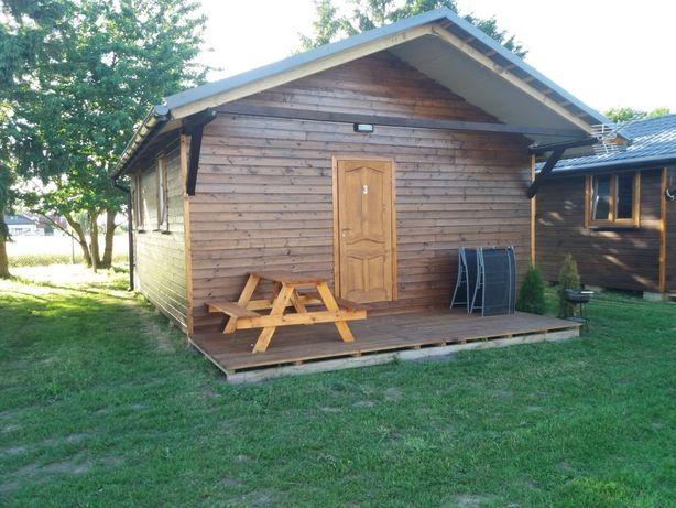 Domki letniskowe drewniane Darłowo