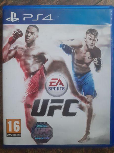 UFC gra na konsolę PS4