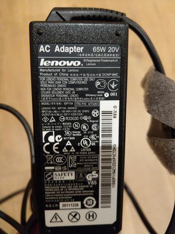 Zasilacz Lenovo 65W 20V