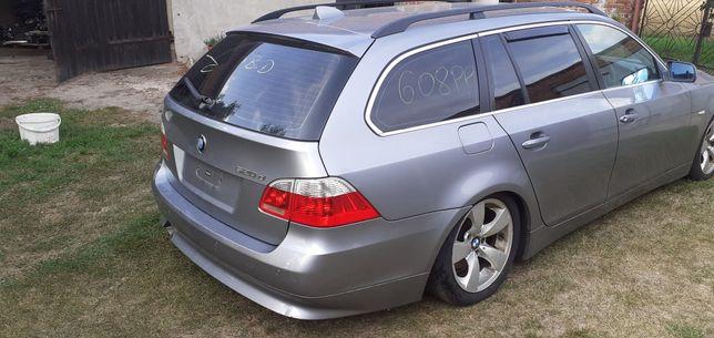 BMW e61 drzwi prawy tył  a08/7
