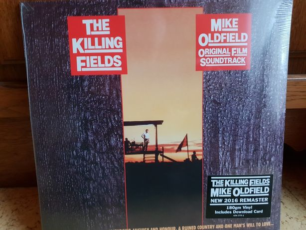 Mike Oldfield- The Killing Fields i inne 5 Lp..vinyl.