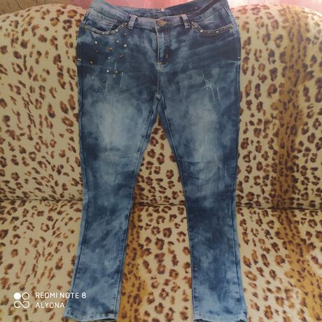 Продаю джинси 46-48