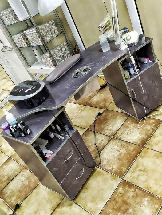 Маникюрный стол для салона Донецк - изображение 1