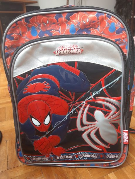 Plecak ze Spider-Man