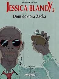 JESSICA BLANDY 2. Dom Doktora Zaca