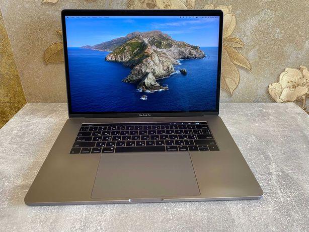 MacBook Pro 15 2017 i7 2,8GHz 16GB 256GB SSD Radeon Pro 555 2GB