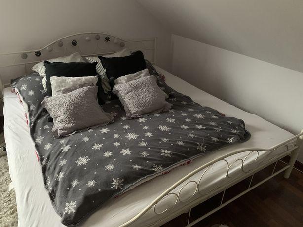 Łóżko metalowe 180/200cm