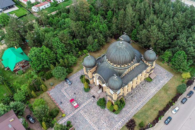 Zdjęcia i filmowanie dronem ślubów,Białystok,podlaskie