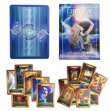 Энергетический Таро Оракул — Energy Oracle Cards. Hay House