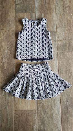 Sukienka spódniczka rozm. 128