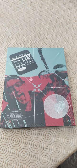 Dvd U2 Elevation Live From Boston   NOVO Canidelo - imagem 1