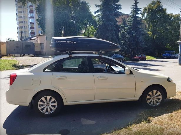 Багажник на крышу Terra Drive 480 в аренду