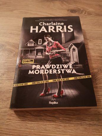 Książka Prawdziwe morderstwa Charlaine Harris