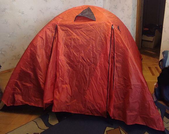 Туристическая трёхместная палатка Trail outdoor inspiration.