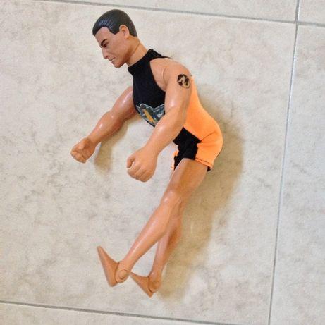 Action Man swimming, é de 1995, está impecável