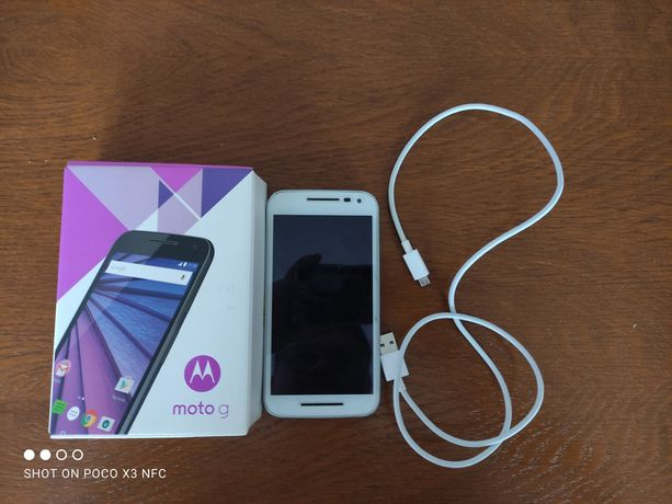 Motorola Moto g3 8gb 2016