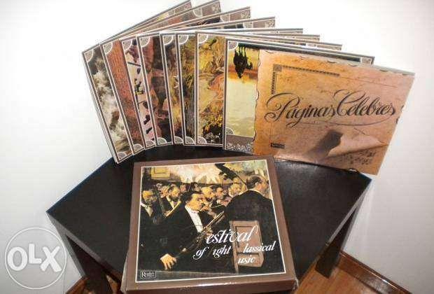 Colecção Discos em Vinil