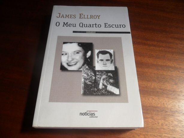 """O Meu Quarto Escuro"" de James Ellroy"
