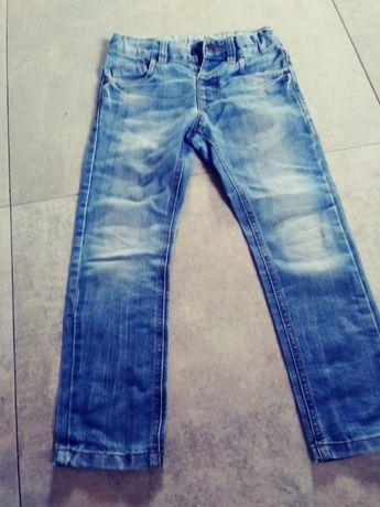 Jeansy chłopięce z Polomino