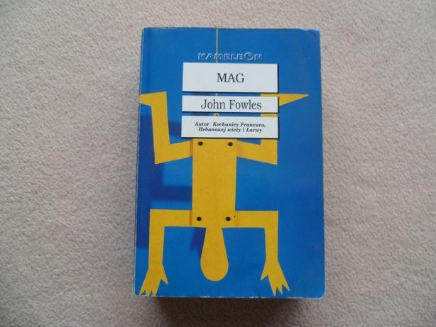 MAG John Fowles książka