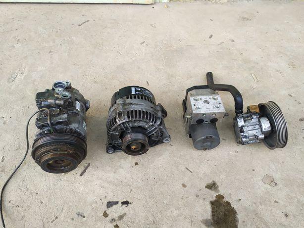 Ауді а6с5 генератор стартер abs руль торпеда а6 компресор кондиціонера