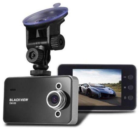 Видеорегистратор автомобильный DVR K6000 Black Full HD