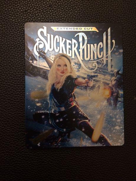 Sucker Punch steelbook bluray
