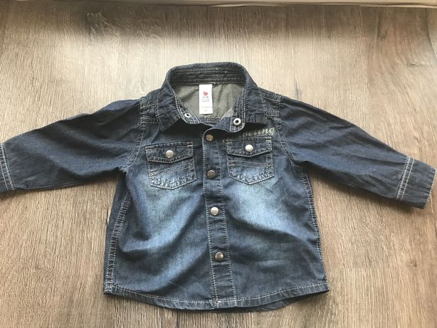 Рубашка хлопковая 74