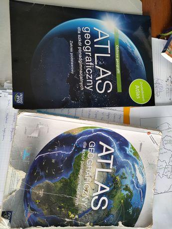 Sprzedam pakiet materiałów z geografii rozszerzonej