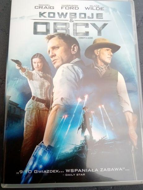 Kowboje i obcy - dvd