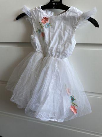 Sukienka elegancka wesele lupilu 86/92