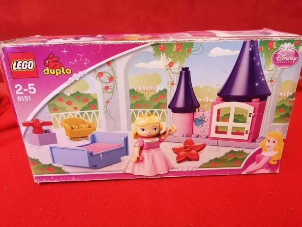 Lego Duplo 6151 zamek księżniczki