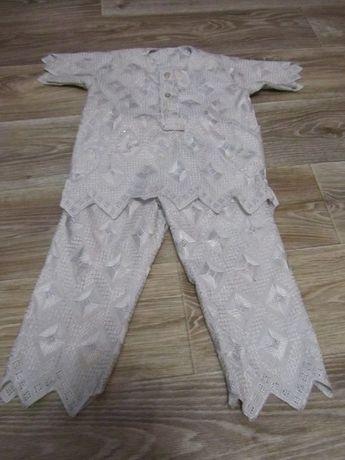 Костюм одежда для крестин крещения