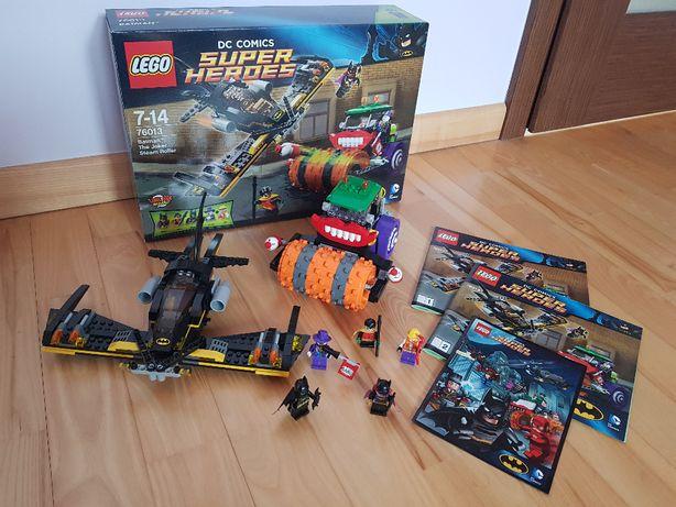 LEGO® 76013 DC Comics™ Super Heroes Batman™: Parowy walec Jokera LEGO®