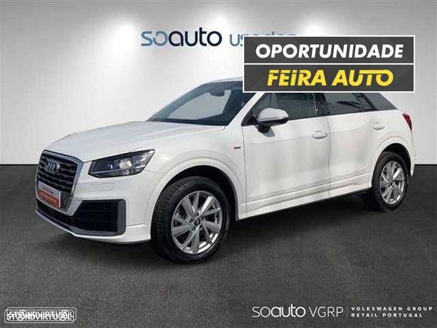 Audi Q2 30 TFSI S-line S tronic