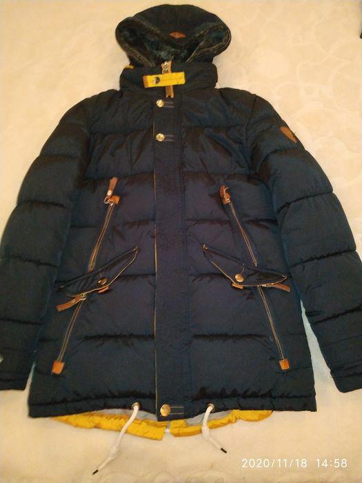 Куртка зимняя,б/у, состояние хорошее Кривой Рог - изображение 1