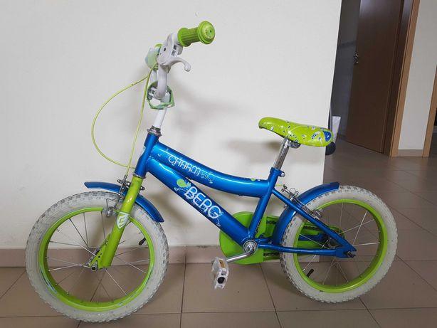 Bicicleta aro 12, para menina, como nova.