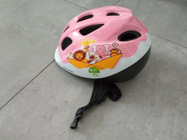 Kask rowerowy dziecięcy BTWIN XS
