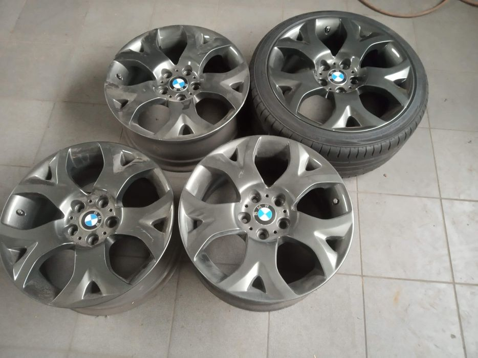 Felgi Aluminiowe BMW X3-X5 R18 Krotoszyn - image 1