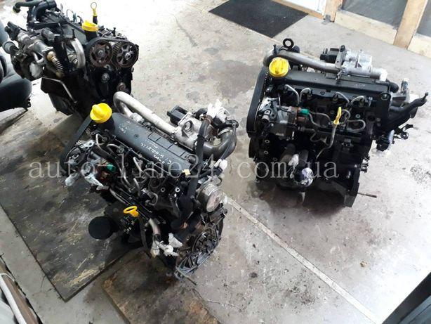 Двигатель 1.5DCI K9K (евро 3, 4) Renault Megane Scenic Kangoo 2 Кенго
