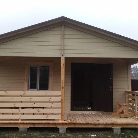 Дачные дома-6*6м-6500$, модульные дома, каркасные дома, летние домики