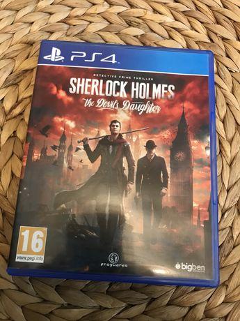 Sherlock Holmes ps4