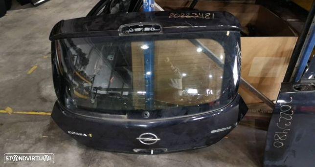 Tampa Da Mala Opel Corsa D (S07)