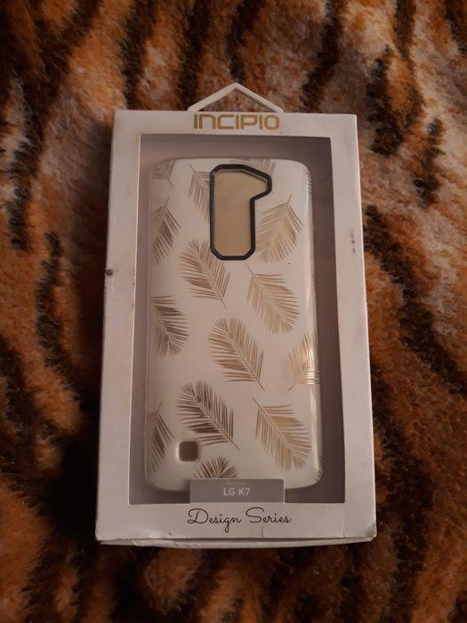 Продам чохол на телефон LG K7 Долина - зображення 1