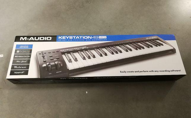 M-Audio Keystation 49 MK3 - Klawiatura sterująca