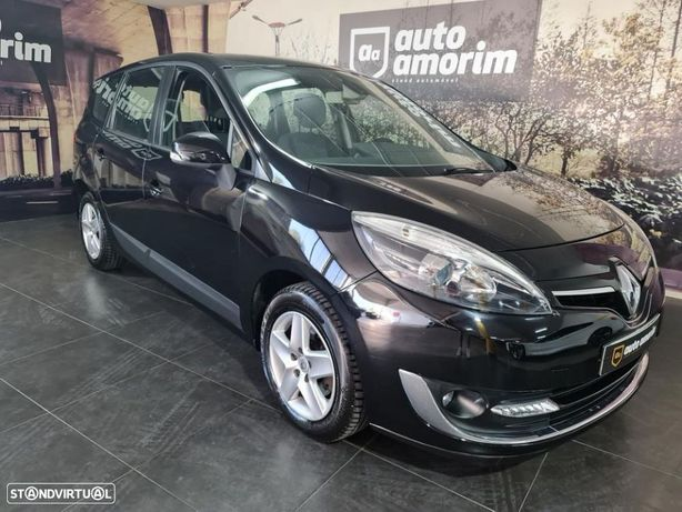 Renault Grand Scénic 1.5 dCi Luxe 7L EDC
