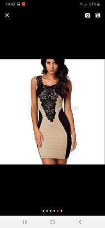Sukienka wizytowa rozmiar xl