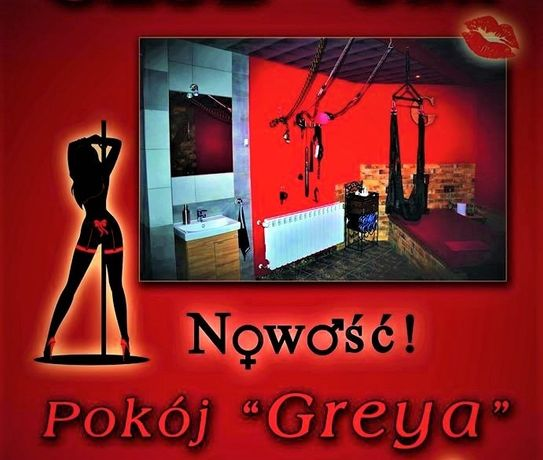 Czerwony Pokój GREYA ! Nowość!